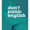 Don't Panic Angol Nyelviskola Logo
